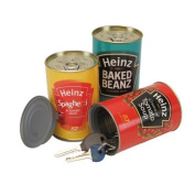 Safe Cans - Perfect for hiding cash or small valuables - Heinz Spaghetti