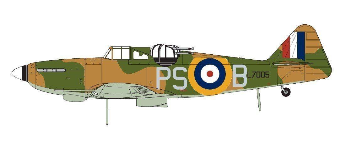 Airfix-1-72-Scale-Boulton-Paul-Defiant-Mk-1-Dornier-Do17z-Dogfight-Doubles