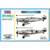 1:48 Messerschmidt Kit Modelo - Hobbyboss 148 Messerschmitt Bf109g6 De Avión