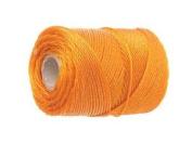 Faithfull 3250 250m Polyethylene Heavy-duty Brick Line - Orange
