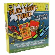 Play That Tune - Family Party Card Game - Music Guessing - Fun