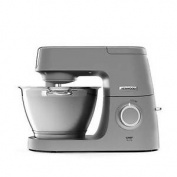 Kenwood Kvc5100s 1200w 4.6 Lites Chef Elite Stand Mixer Food Processor In Silver
