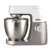 Kenwood Kvl6000t Chef Sense Xl Stand Mixer Food Processor In White & Silver New