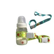 Baby Sippy Cup Bottle Holder Strap Leash Tether Adjustable Baby Bottle Clip Toys Strap By Nerlmiay