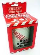 Emergency Toilet Paper Joke Fake Accessory Novelty Party Bag Filler Funky