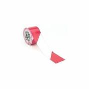 Metrica 60120 White/red Signal Tape