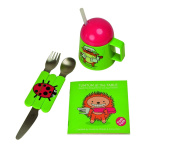 Tumtum Children's Table Manners Set