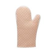 """Contento """"lovely"""" Oven Glove, Orange, 30 X 18.5 Cm"""