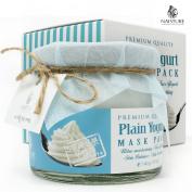 PREMIUM QUALITY PLAIN yoghurt MASK PACK, Ultra-mosturizing Face Yoghurt Skin Balance for Smooth Skin 140ml