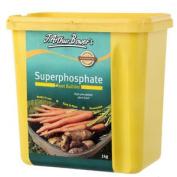 J Arthur Bowers Super Phosphate Plant Food - Garden Root Builder - 1kg