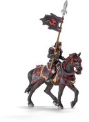 Schleich Dragon Knight On Horse With Lance