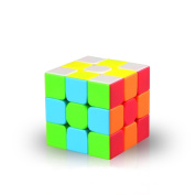 KalorK Smooth Speed Cube Rubiks Cube Stickerless Magic 3x3x3 Puzzle Educational Toy Special Toys