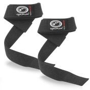 Optimum Tech Pro X14 Padded Weight Lifting Support Straps - ,