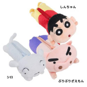 Crayon Shin-Chan's pencil case plush Carle 2 nd teas factory pencil entrance ready gadgets anime store cinema collection all point 10 x coupon distribution in 1/14 (Thursday) up to 1:59