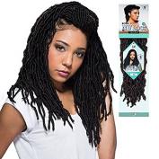 Bobbi Boss 100% Premium Fibre Hair Nu Locs 36cm
