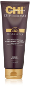 CHI Deep Brilliance Olive and Monoi Deep Protein Masque Strengthening Treatment, 240ml