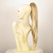 Hairpiece ponytail long 70 cm light blond wick very light blond 5/15t613 peruk