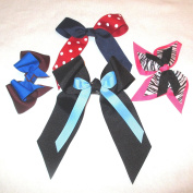 Large Hair Bow Variety, Made in the USA, am30
