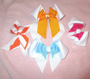 Large Hair Bow Variety, Made in the USA, am16