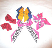 Large Hair Bow Variety, Made in the USA, am14