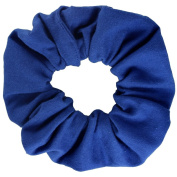 Royal Cotton Jersey Scrunchies Large Jumbo Ponytail Holders Scrunchie King Made in the USA