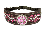 Concho Bling Rhinestone Women Headband Stretch, Hair Accessories, Hair Jewellery