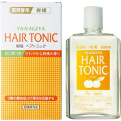 Yanagiya Hair Tonic (Citrus) 240mL
