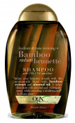 OGX Hydrate & Colour Reviving + Bamboo Radiant Brunette Shampoo, 380ml