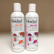 Ouidad KRLY KIDS No Time for Tears Shampoo & No More Knots Conditioner 250ml DUO SET