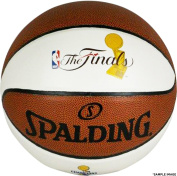 Golden State Warriors 2017 NBA Finals Champions White Panel Basketball - Limited Edition of 5,000 - Fanatics Authentic Certified