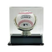 Acrylic Gold Glove Baseball Display Case