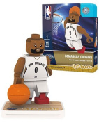NBA New Orleans Pelicans OYOBKTNOPDC1 Irrelevant Minifigure, Black, Small