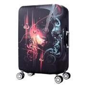 Modern Unique Guitar Luggage/Baggage Cover/Protector