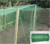 5m X 4m Garden Netting - Strong Fine Mesh 10mm - Polypropolene