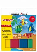 TRD Eberhard Faber Sculpey Iii Activity Kit Dino