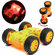 Car Flashing Led Light Music Sound Electric Toy Cars Kids Toy by DOM
