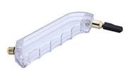 Crafter's Best Professional Heavy Duty Pistol Grip Oil Feed Glass Cutter