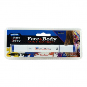 Derivan Face & Body Twintip Paint Marker Blue