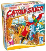 Queen Games 030061 Captain Silver English/German Board Game