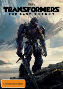 Transformers: The Last Knight [Region 4]