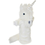 The Puppet Company - Long Sleeves - Unicorn Hand Puppet