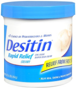 DESITIN Rapid Relief Nappy Rash Cream 470ml