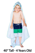 100% Bamboo Hooded Towel - Extra Large - Ultra Soft - Pool / Beach / Bathtime - Baby / Infant / Toddler / Child