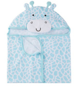 Gerber Newborn Baby Boy or Girl Unisex Terry Hooded Bath Wrap