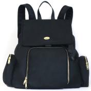 Kaylaa Premium Breast Pump Bag - Backpack (Classic Black) - Fits ALL Breast Pumps, including Hospital Grade Pumps