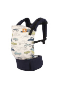 Baby Tula Multi-Position, Ergonomic Baby Carrier, Front and Back Carry for 15 – 20kg – Slow Ride
