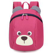 Children Baby Toddler Bear Backpack With Leash Walking Safety Harness Reins Kids Anti-lost Bag