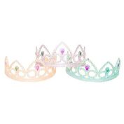 Colourful Princess Party Tiaras - 24 per unit, Assorted Colours by SmallToys