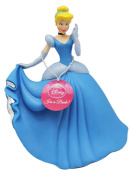 Disney Princess Cinderella Classic Blue Ball Gown Kids Coin Bank