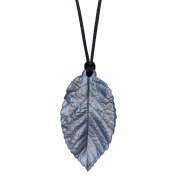 Munchables Chewelry - Chewable Leaf Pendant